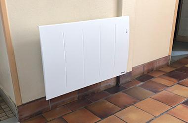 installation électrique - chauffage